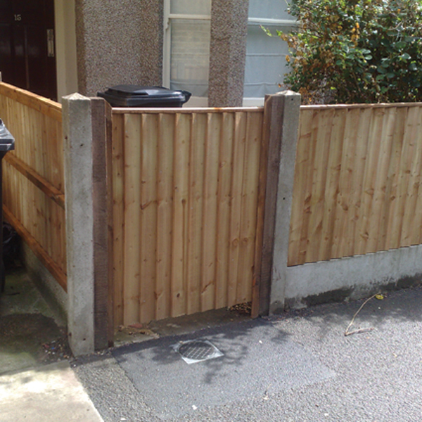 Fencing Sheds Garden Gates London