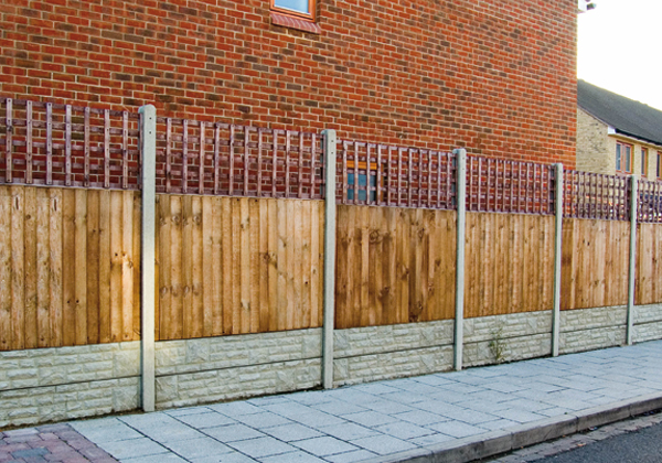 Garden Fencing | Fence Panels | AVS Fencing Supplies