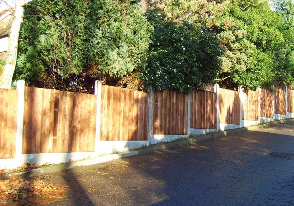 Sloped Gravel Driveway